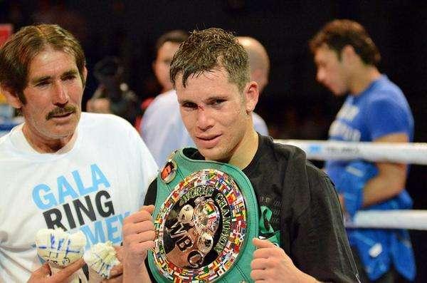 La pelea prometía grandes emociones. Foto: Twitter: @GuilleGastelum
