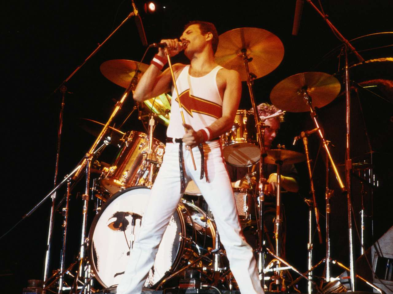 Freddie Mercury. Foto: Getty Images