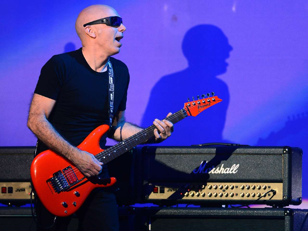 Joe Satriani. Foto: Getty Images