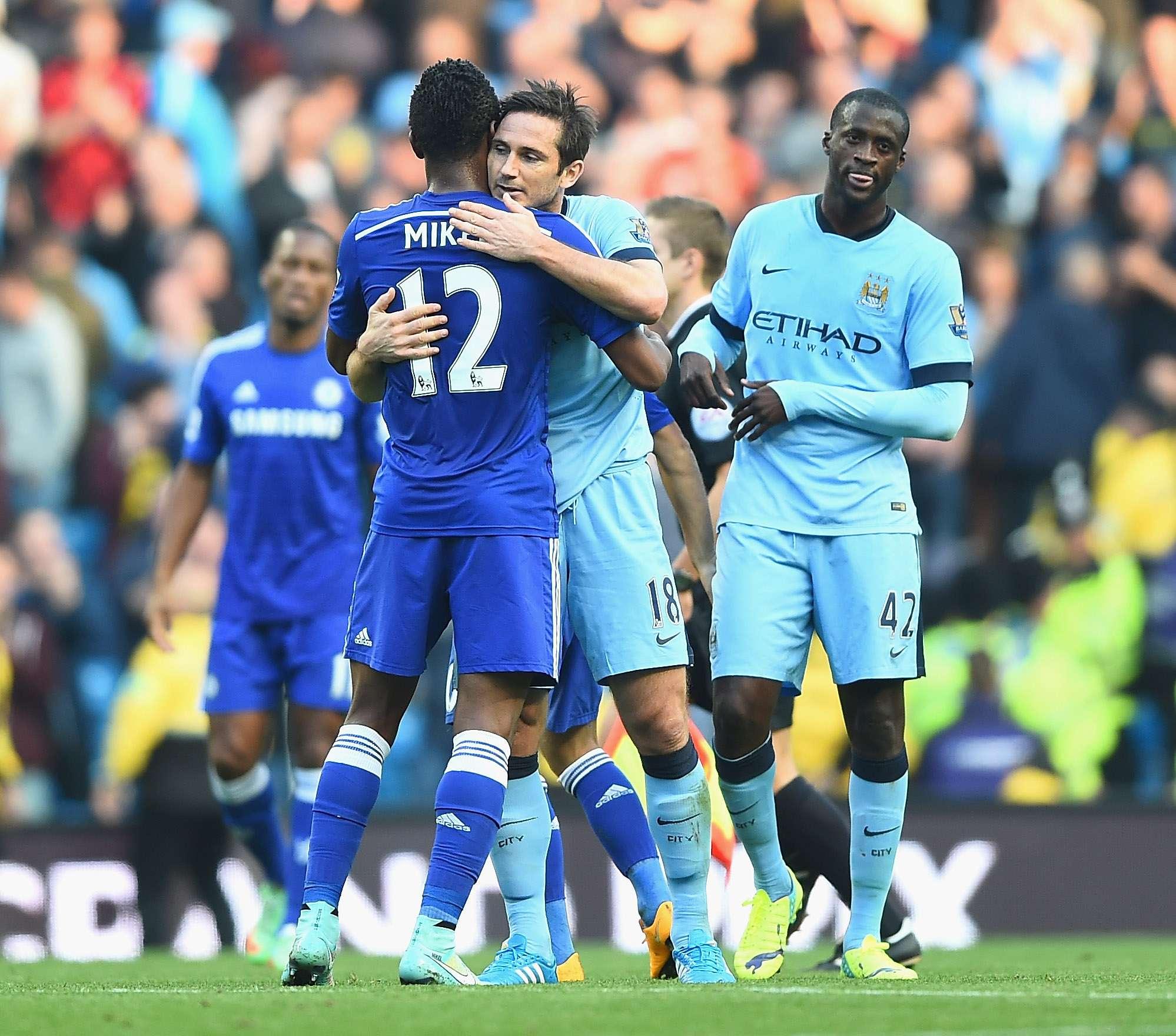 Lampard le anotó a su exequipo el Chelsea. Foto: Getty Images