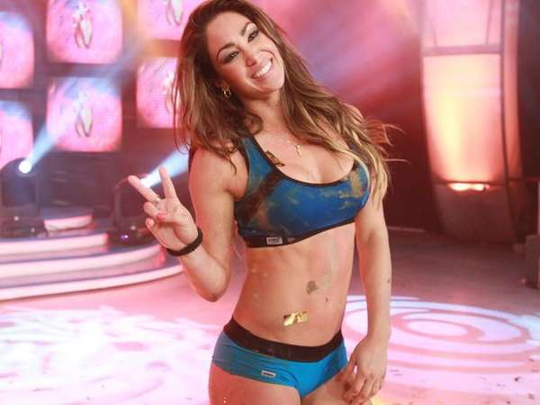 Melissa Loza. Foto: América TV