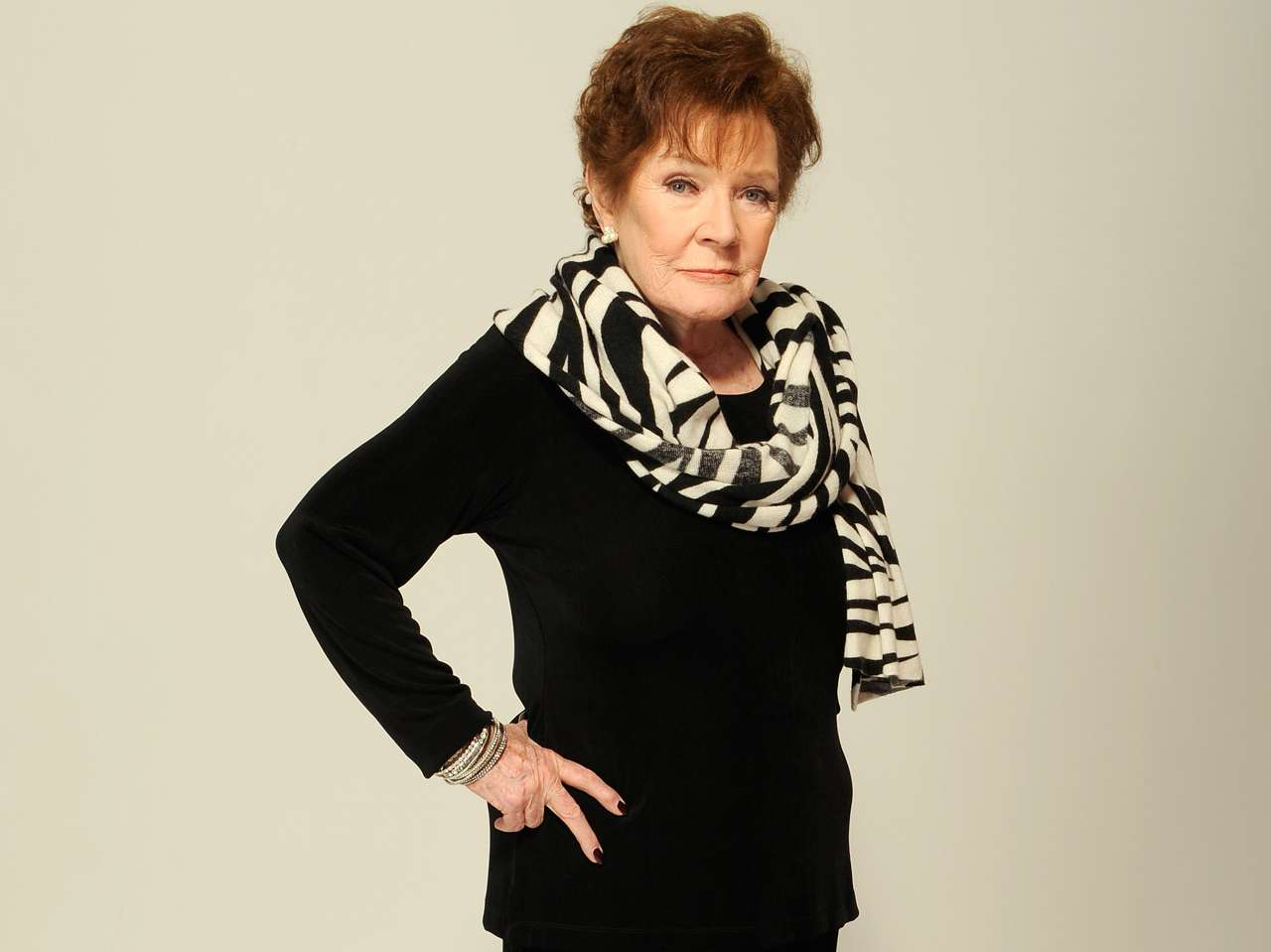 Polly Bergen. Foto: Getty Images