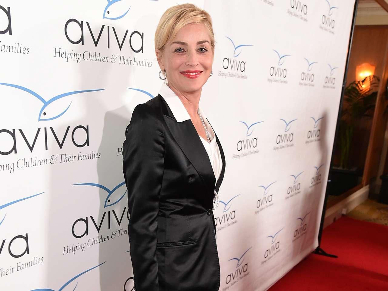 Sharon Stone utilizó la tarjeta de crédito de la producción, destinada para el vestuario de los actores, para comprar ropa en Bulgari. Foto: Getty Images