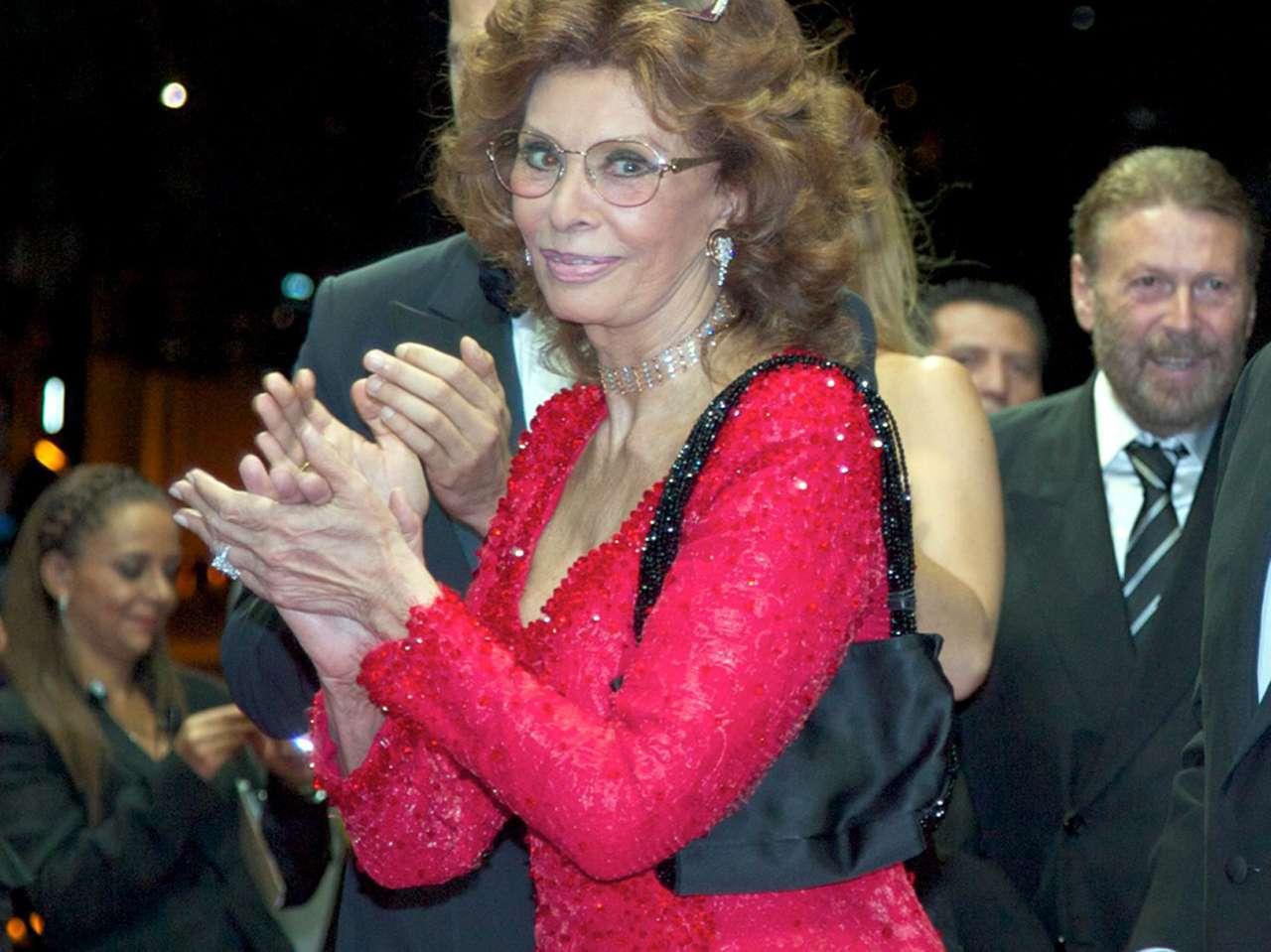 Sophia Loren. Foto: Reforma