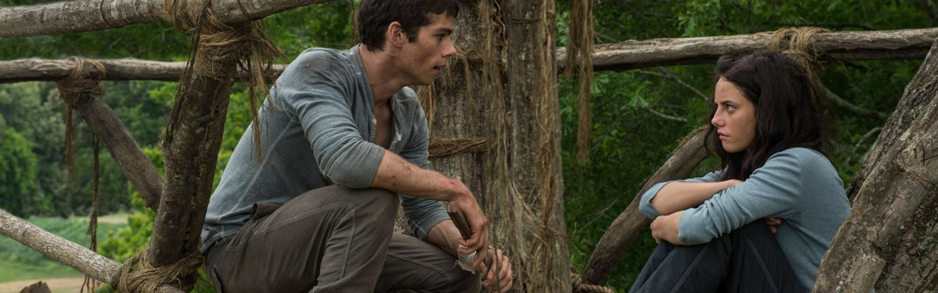 'The Maze Runner'. Foto: 20th Century Fox
