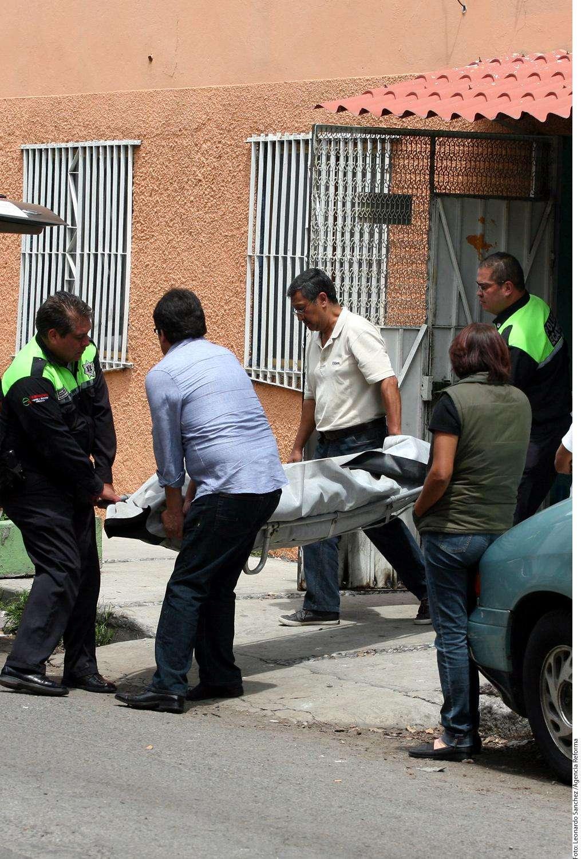 Asesinan a policía Foto: Agencia Reforma