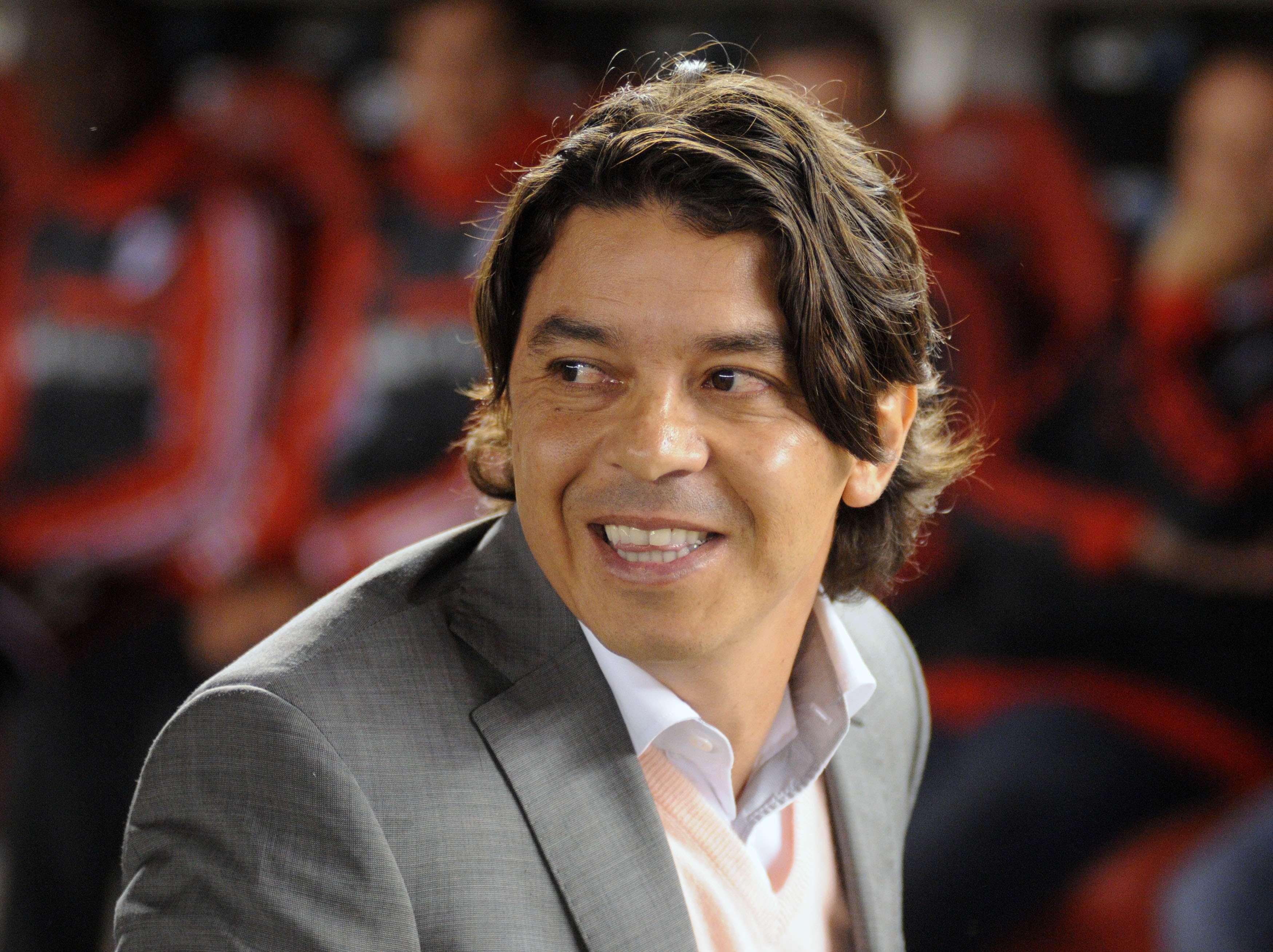 River le ganó 4 a 1 a Independiente y es único líder Foto: Agencias