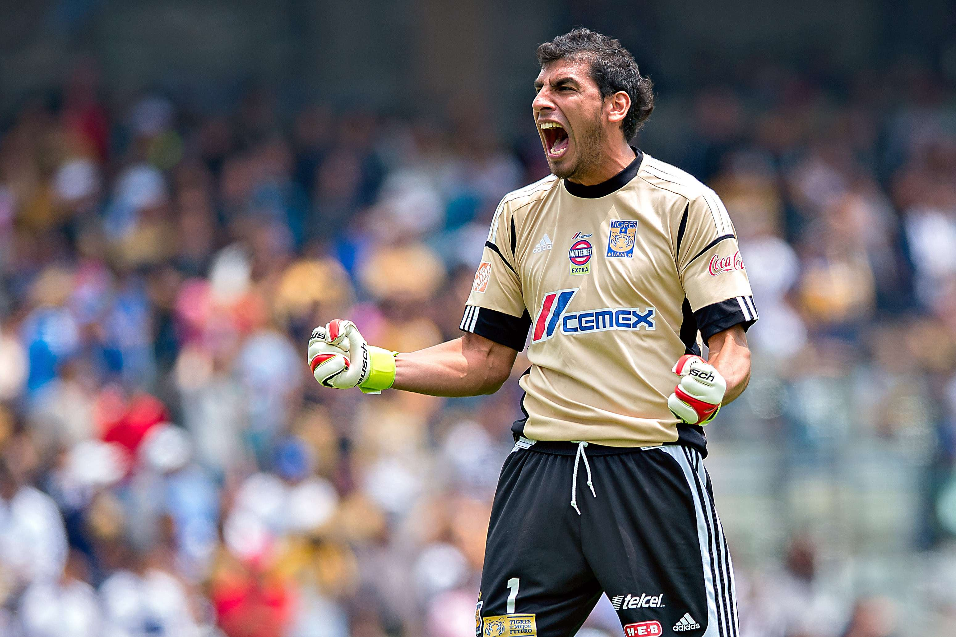 Nahuel Guzmán es sorprensa en la lista de Gerardo Martino Foto: Mexsport