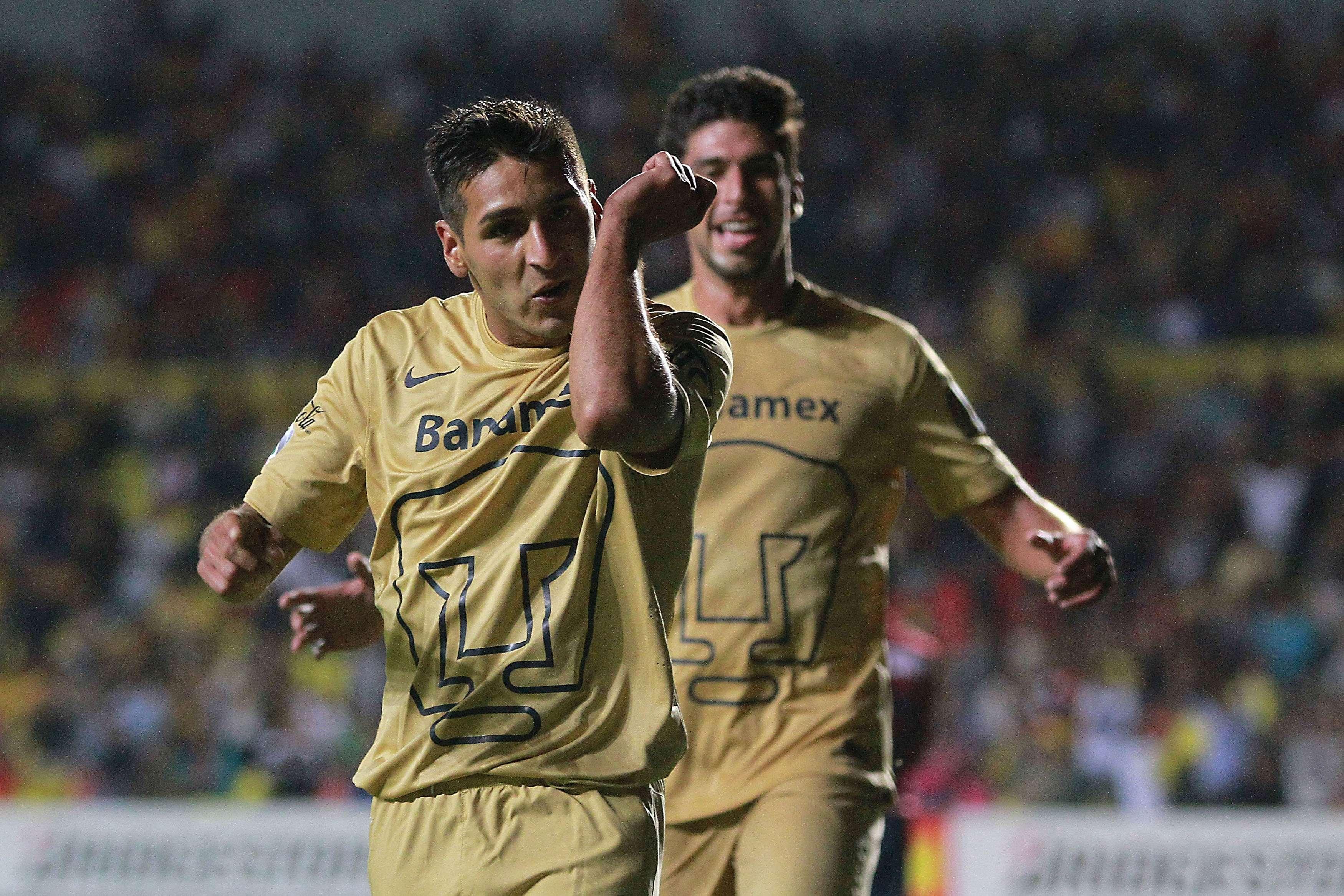 Pumas vencieron 3-2 a Morelia. Foto: Mexsport
