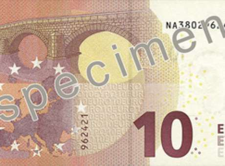 Billetes de 10 euros Foto: INVERTIA