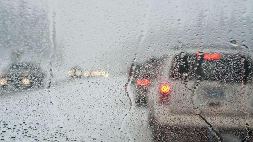 Lluvia. Foto: EfE