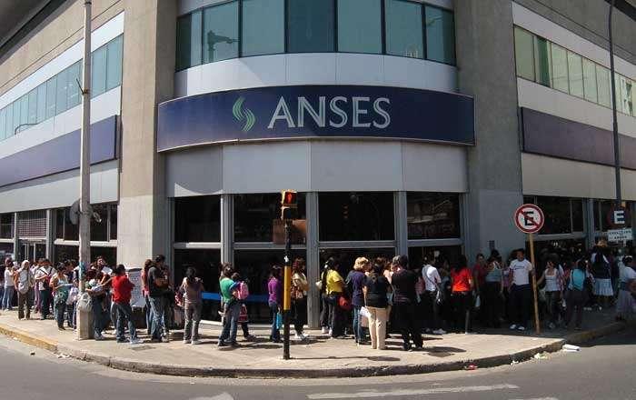 Trámites en ANSES Foto: Web