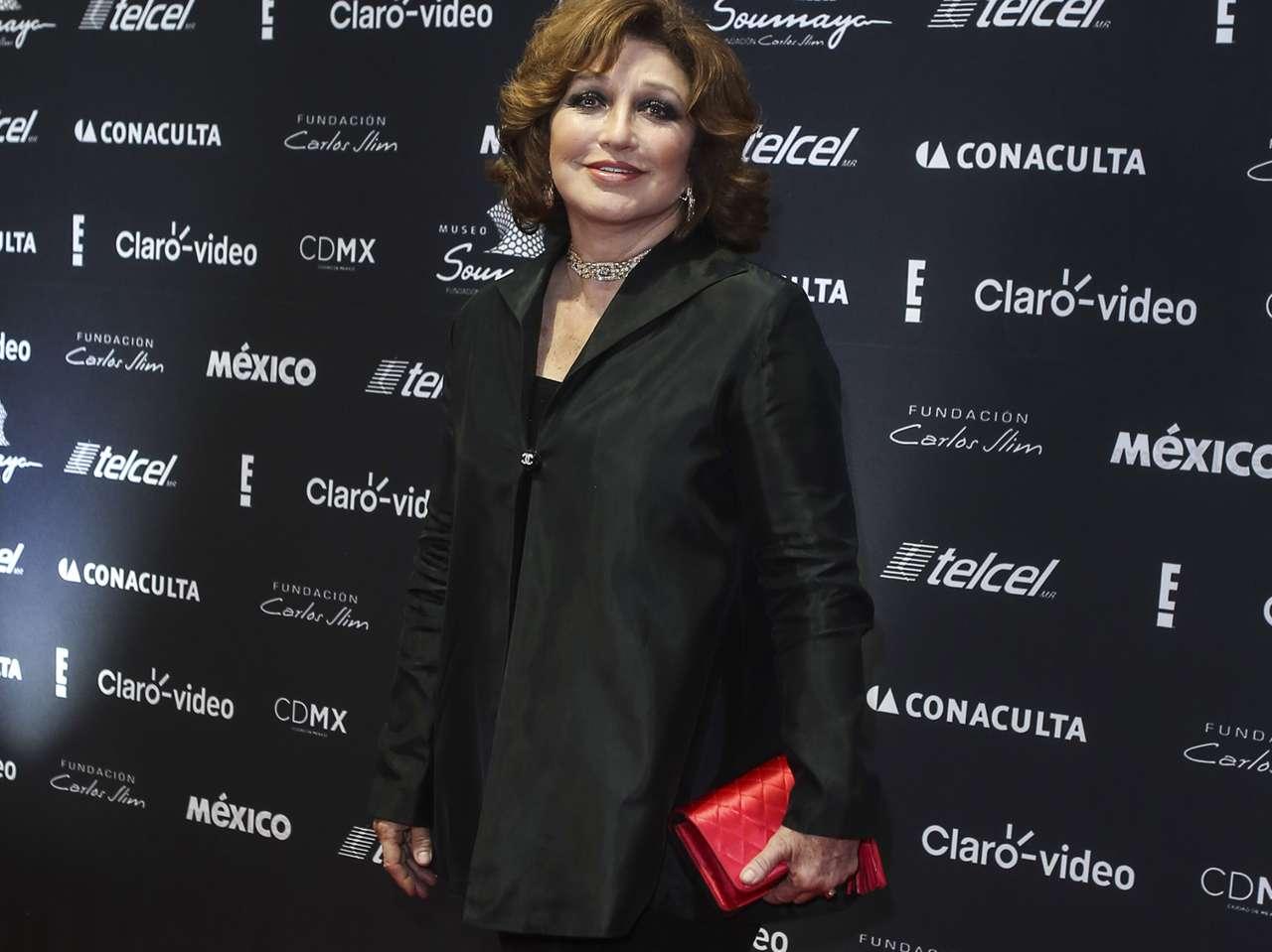 Angélica María. Foto: Medios y Media