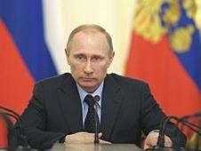 Putin Foto: BBC Mundo/Copyright