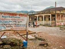 Hospital de Sierra Leona Foto: BBC Mundo/Copyright