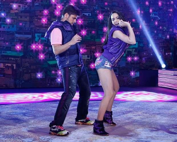 Bruno Gissoni na Dança dos Famosos Foto: TV Globo/Divulgação