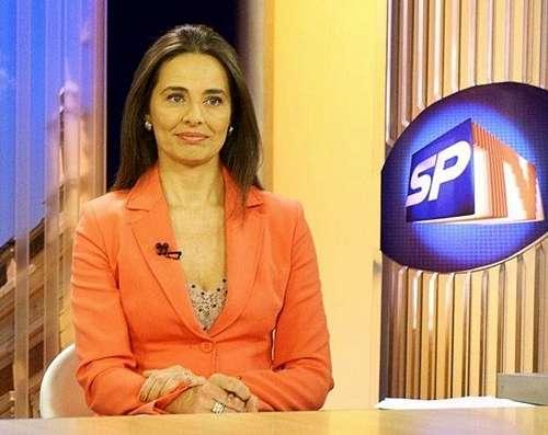 Carla Vilhena é esquecida na dança das cadeiras na Globo. Foto: Divulgação