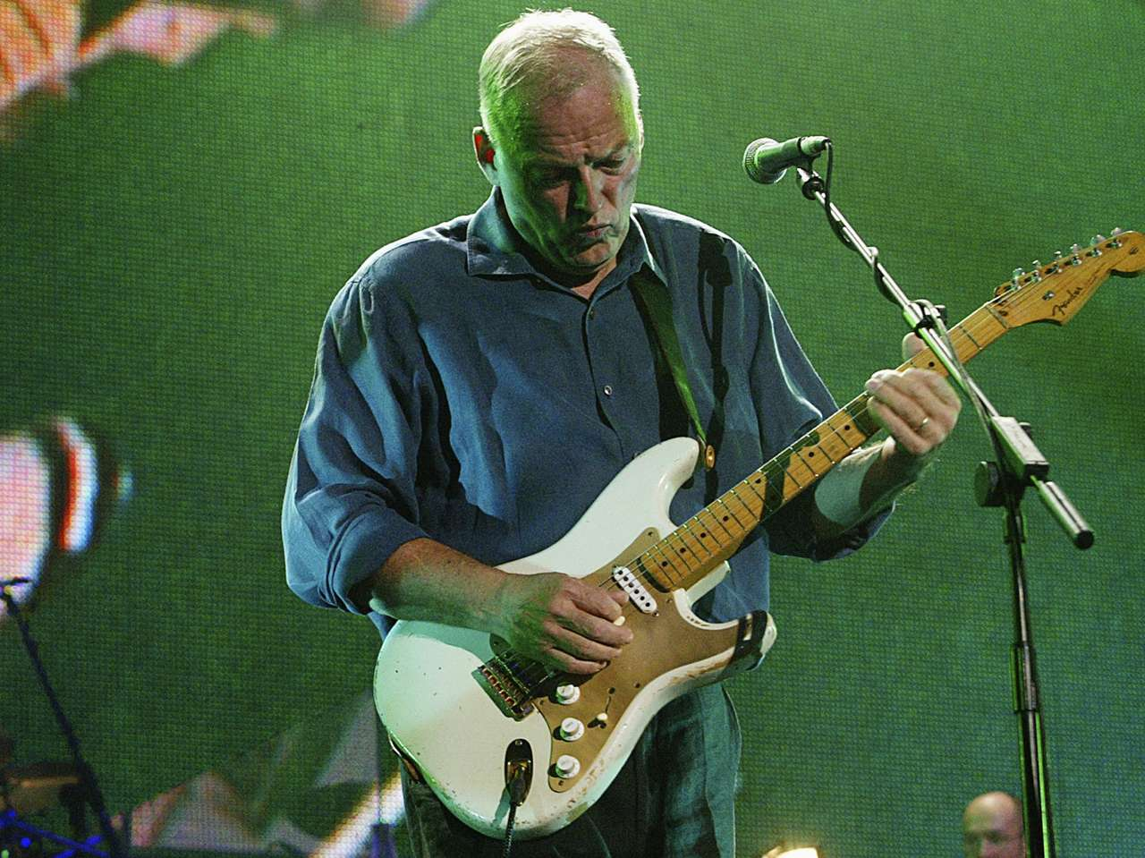 David Gilmour. Foto: Getty Images