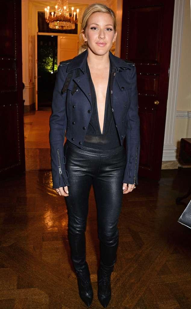 Las famosas mejor y peor vestidas de la semanaEllie Goulding Foto: Getty Images
