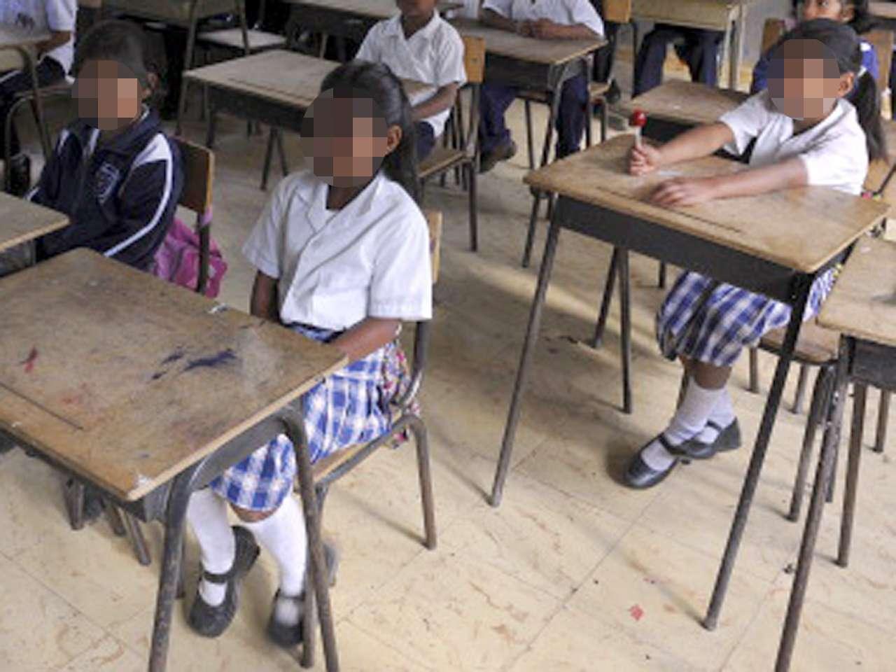 Las responsables fueron aprehendidas, aunque por ser menores de edad quedarán en libertad con una marca en sus expedientes judiciales Foto: AFP/Archivo