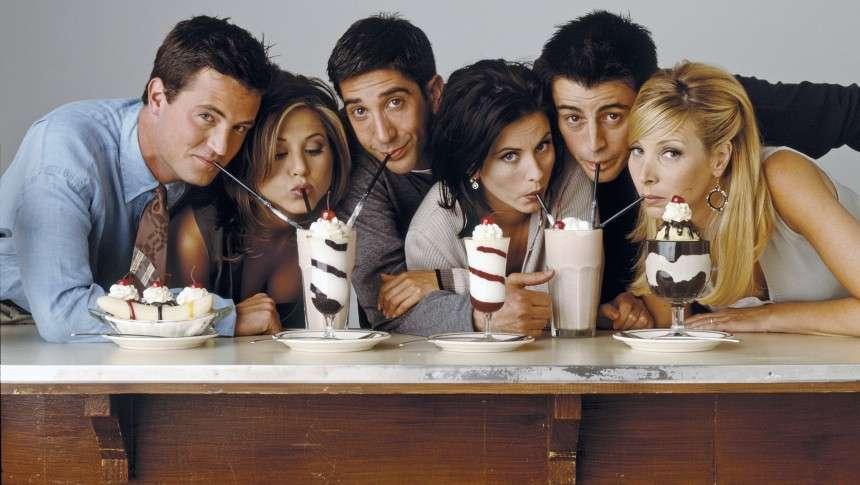 20 anos de Friends: os dez melhores momentos musicais da série. Foto: Divulgação