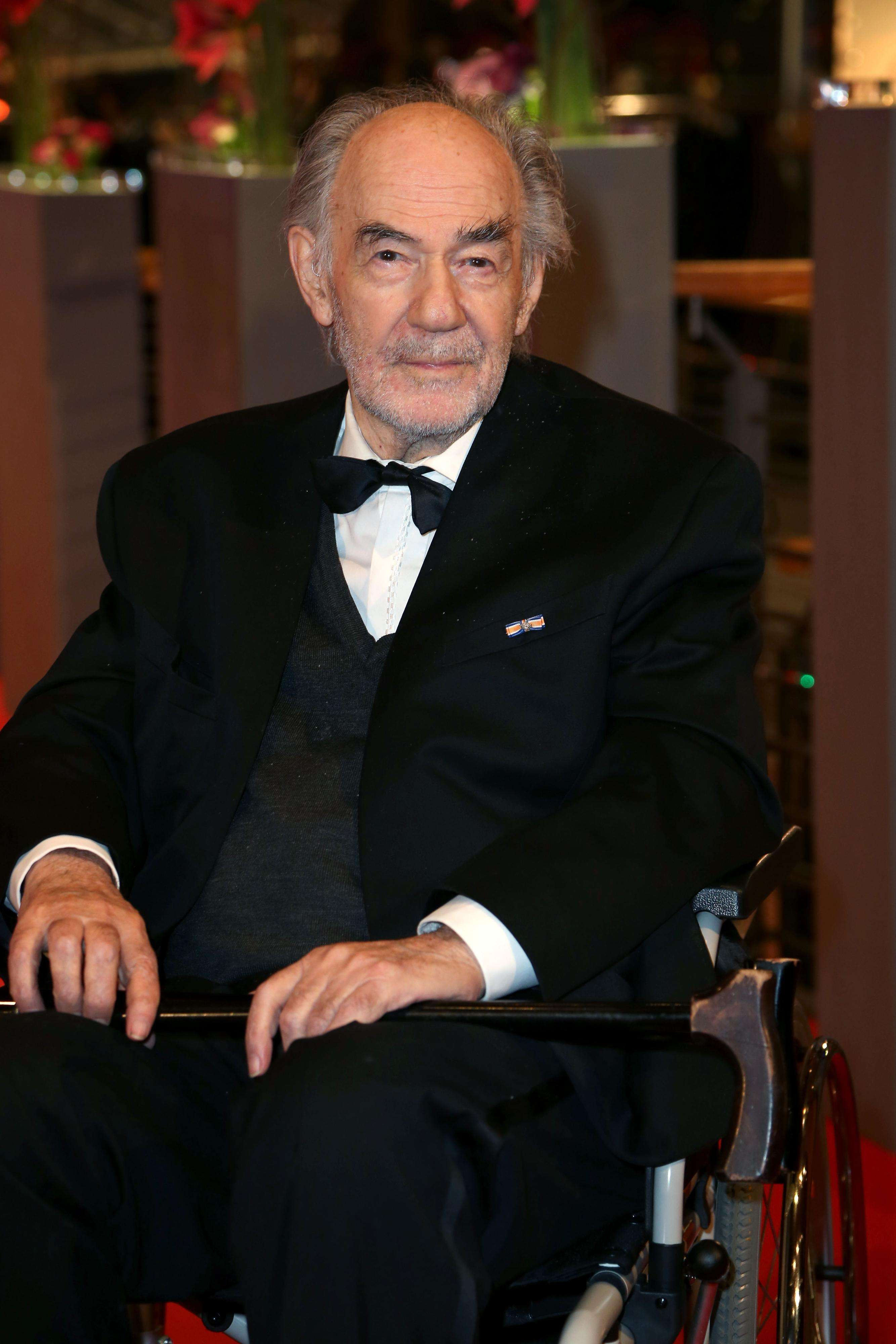 George Sluizer morreu em Amsterdã Foto: Getty Images