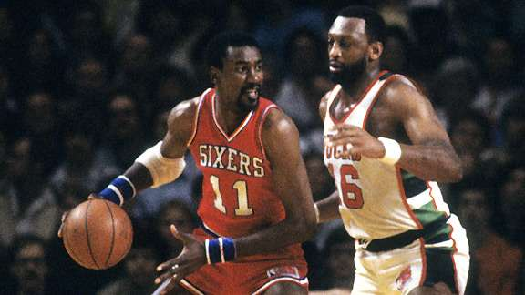 Con los Sixers se quedó muy cerca de ser campeón en dos ocasiones. Foto: Archivo