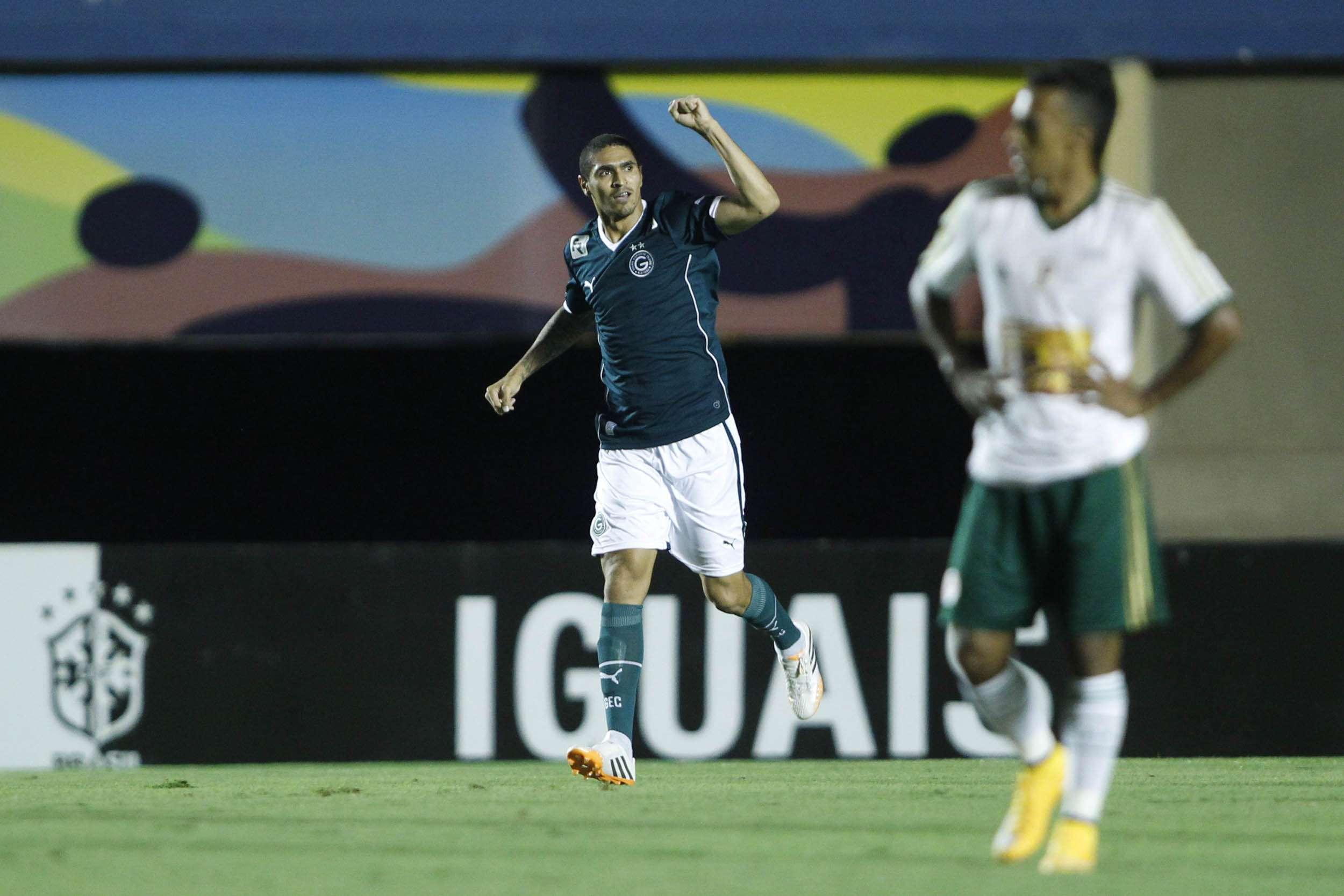 Palmeiras é o lanterna do Campeonato Brasileiro Foto: Adalberto Marques / AGIF/Gazeta Press