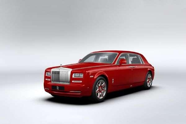 La firma británica Rolls-Royce acaba de recibir el pedido más grande de su historia de 30 modelos para un mismo dueño Foto: Terra