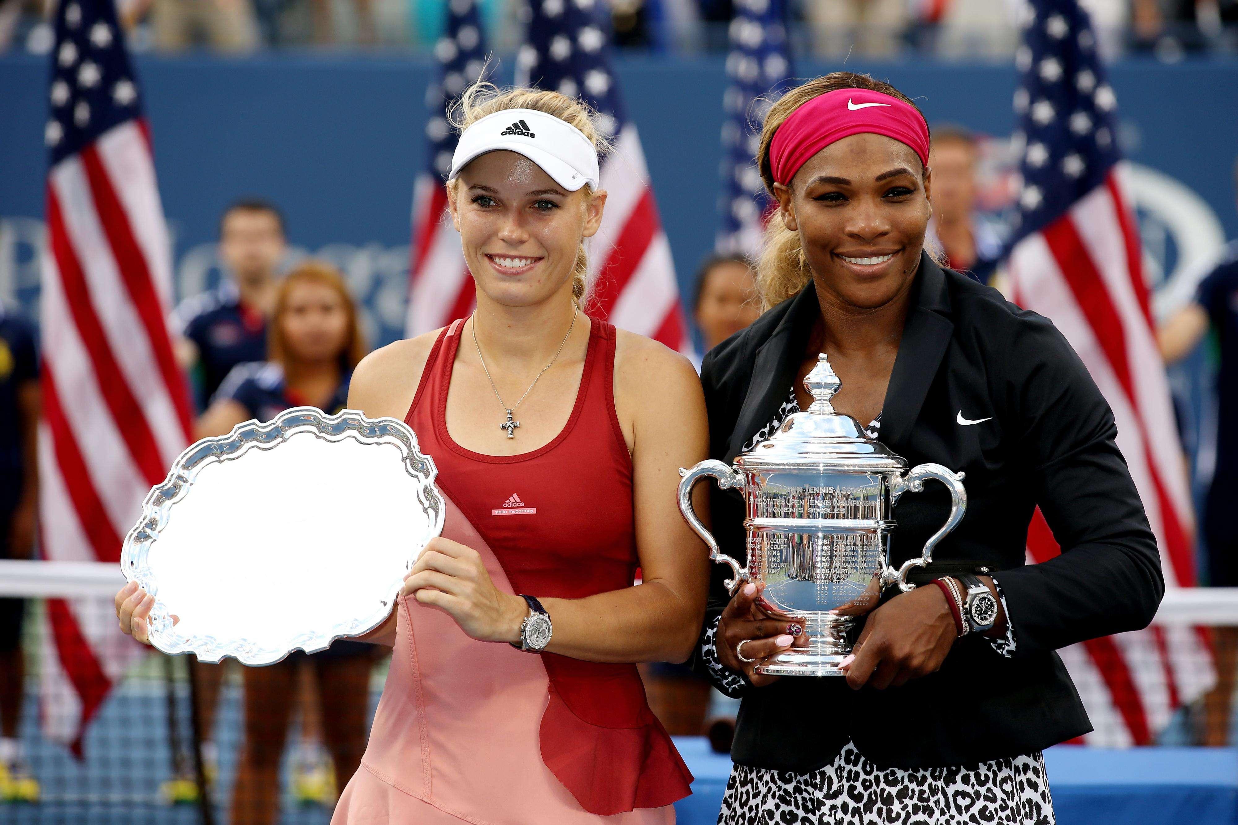 Las finalistas del US Open de 2014 siguen en plan ascendente Foto: Getty Images