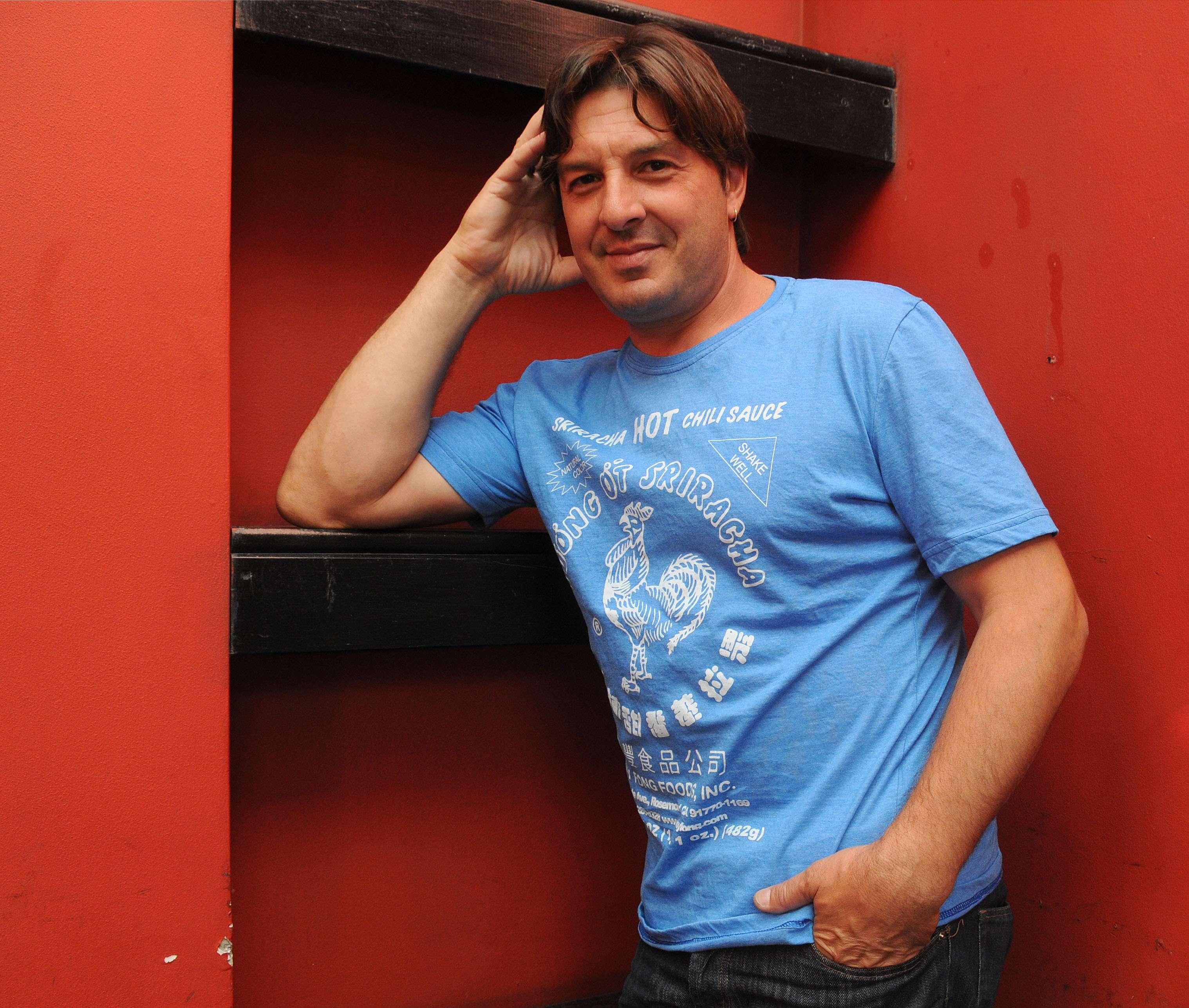 El actor Damián De Santo Foto: Web