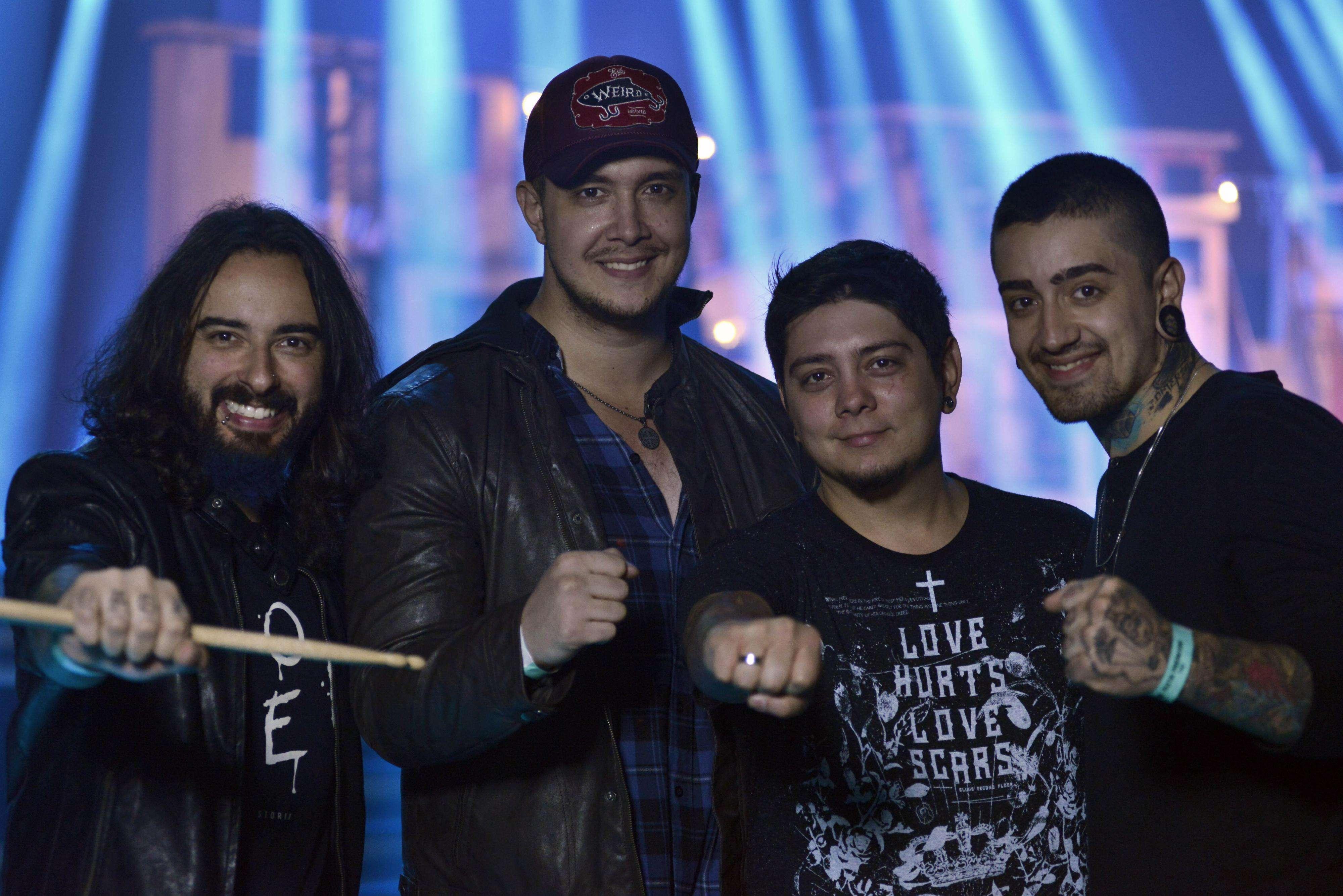 Foto: Ellen Soares/TV Globo/Divulgação