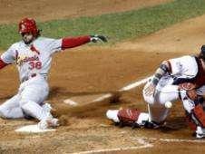 Partido de béisbol en EE.UU. Foto: BBC Mundo/Copyright