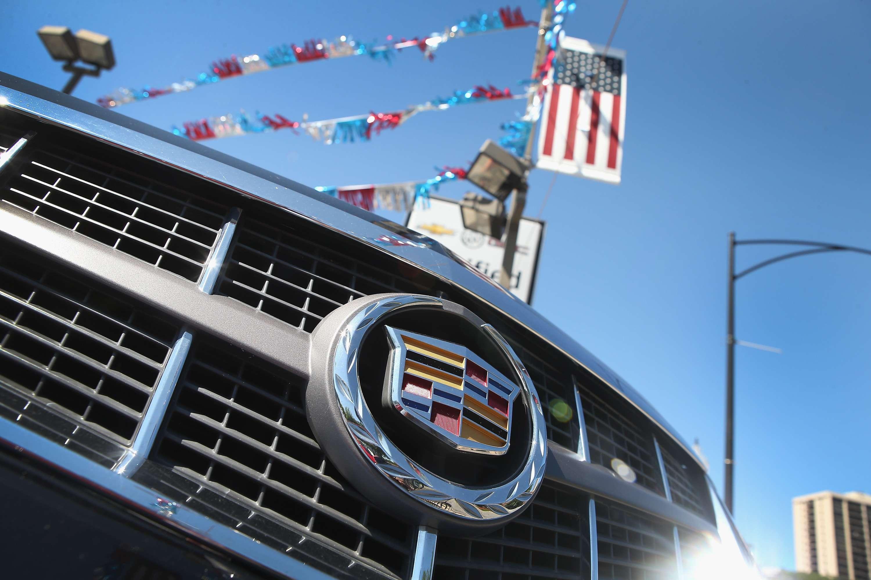 General Motors anunciou que sua marca de luxo Cadillac vai abrir sede em Nova York Foto: Getty Images