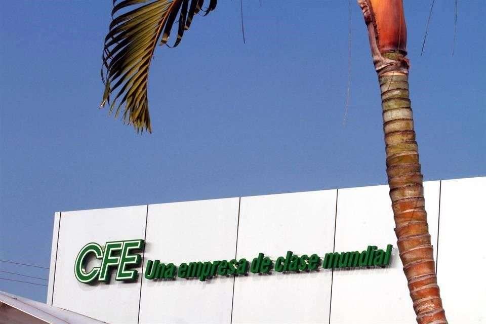 La junta de gobierno de la Comisión Federal de Electricidad aprobó el nombramiento de Jaime Francisco Hernández Martínez como director de Finanzas. Foto: Reforma