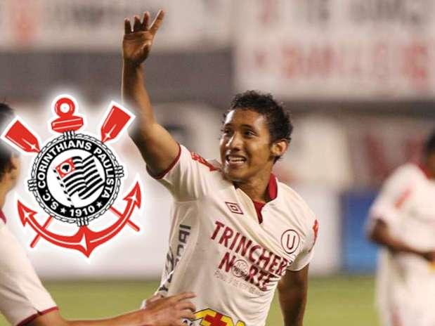 Christofer Gonzales debutó en Universitario en el 2012. Foto: Miguel Ángel Bustamante/Terra Perú