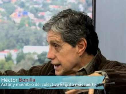 Héctor Bonilla participó en el segundo programa de la Cuarta Temporada de Tejemaneje Foto: Terra