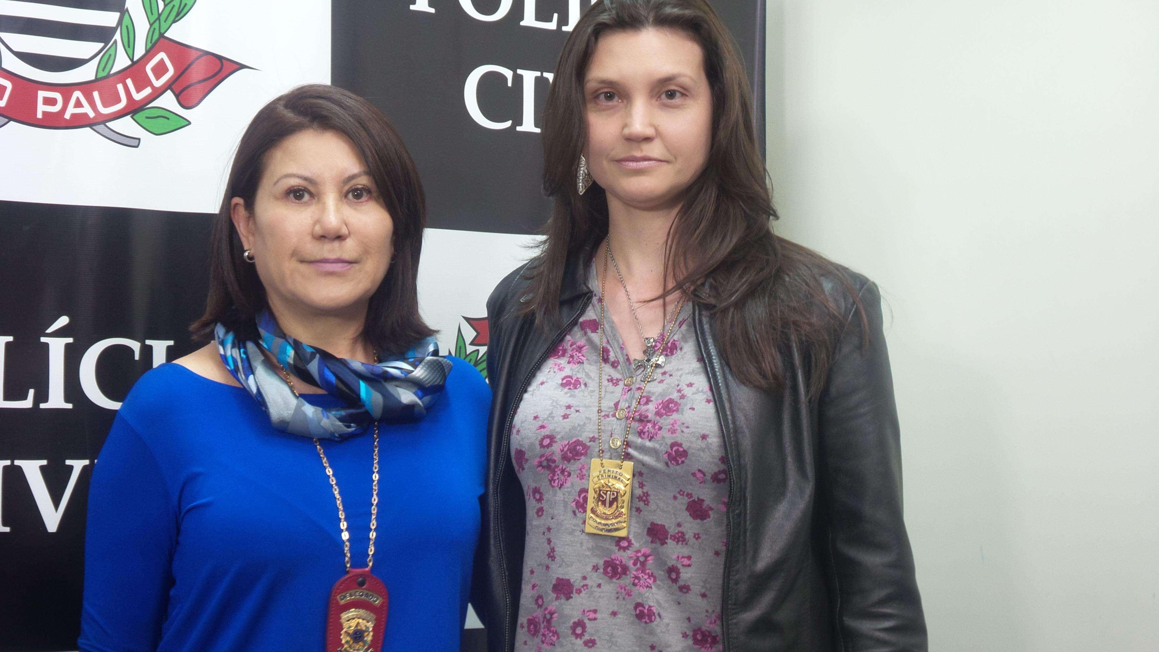 Elisabete Sato (e) e Renata Gaeta (d) falaram sobre o caso Foto: Janaina Garcia/Terra