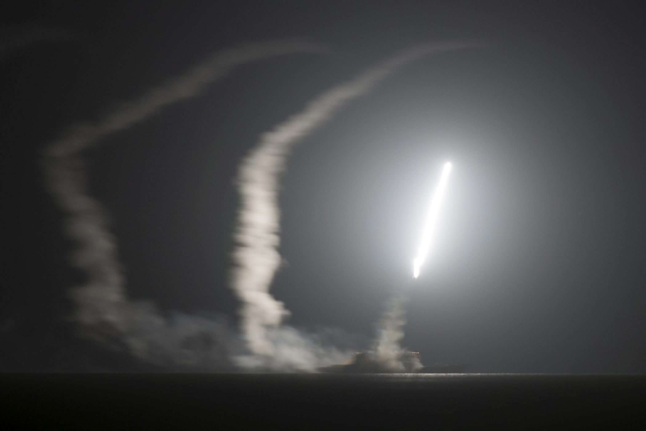 """""""Esta guerra no sólo es de Estados Unidos"""", expresó Obama. Foto: EFE en español"""