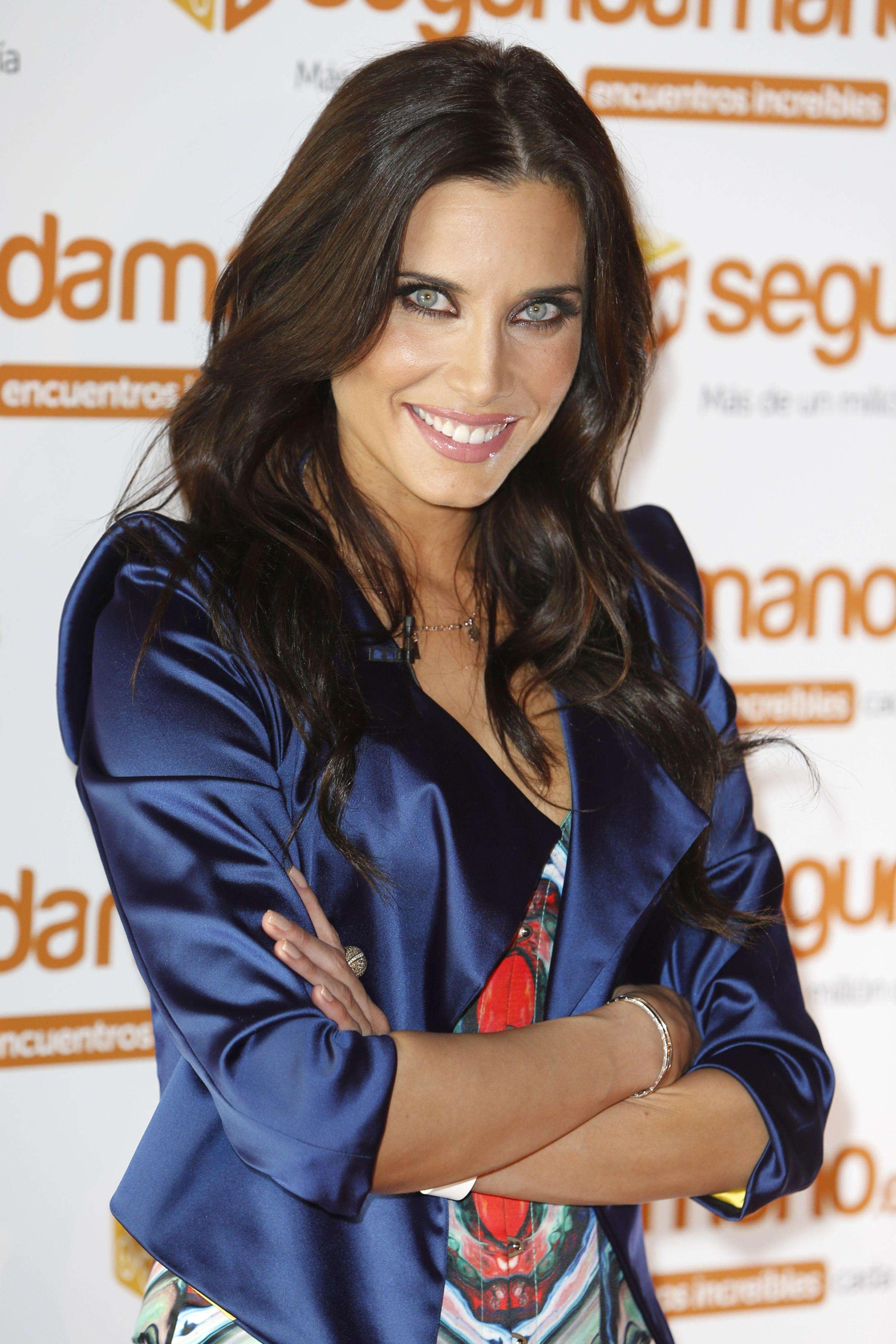 Pilar Rubio, elegida nueva embajadora de una conocida web de compraventa. Foto: Gtres