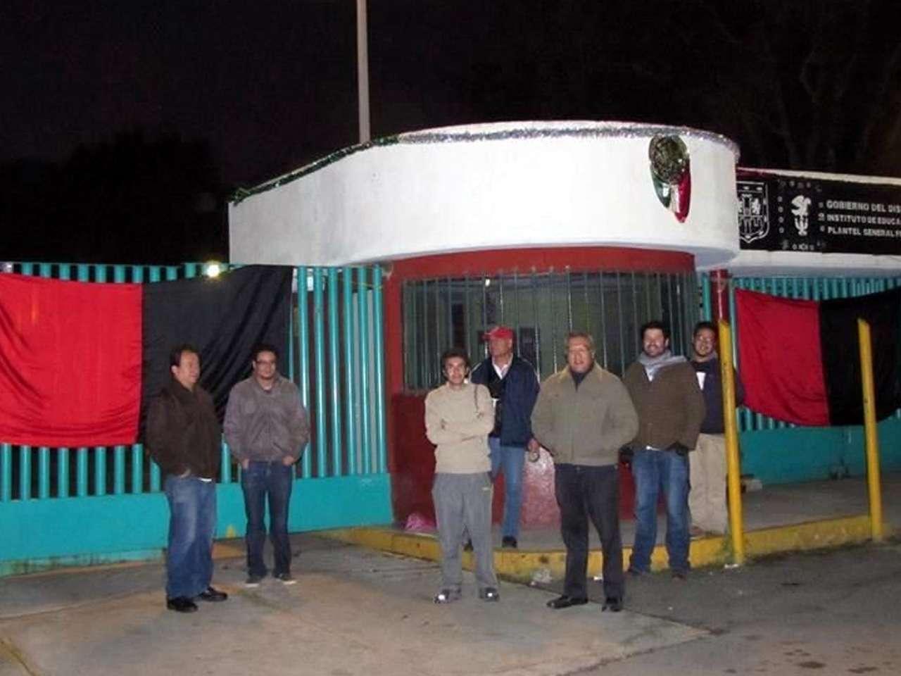 Los planteles del Instituto de Educación Media Superior también fueron cerrados en noviembre del año pasado por los trabajadores sindicalizados. Foto: Archivo/Reforma