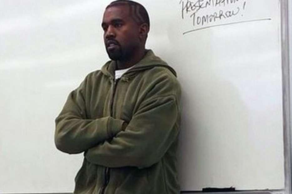 Kanye West. Foto: Instagram/teamkanyedaily