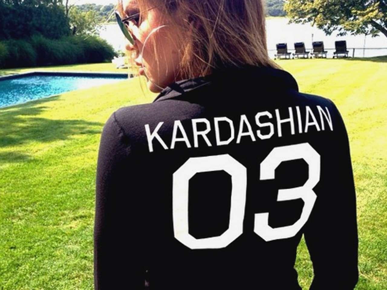 Khloe Kardashian. Foto: Instagram.com/khloekardashian