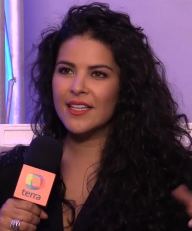 Litzy es 'Aracely' en la telenovela 'Señora Acero' Foto: Reproducción