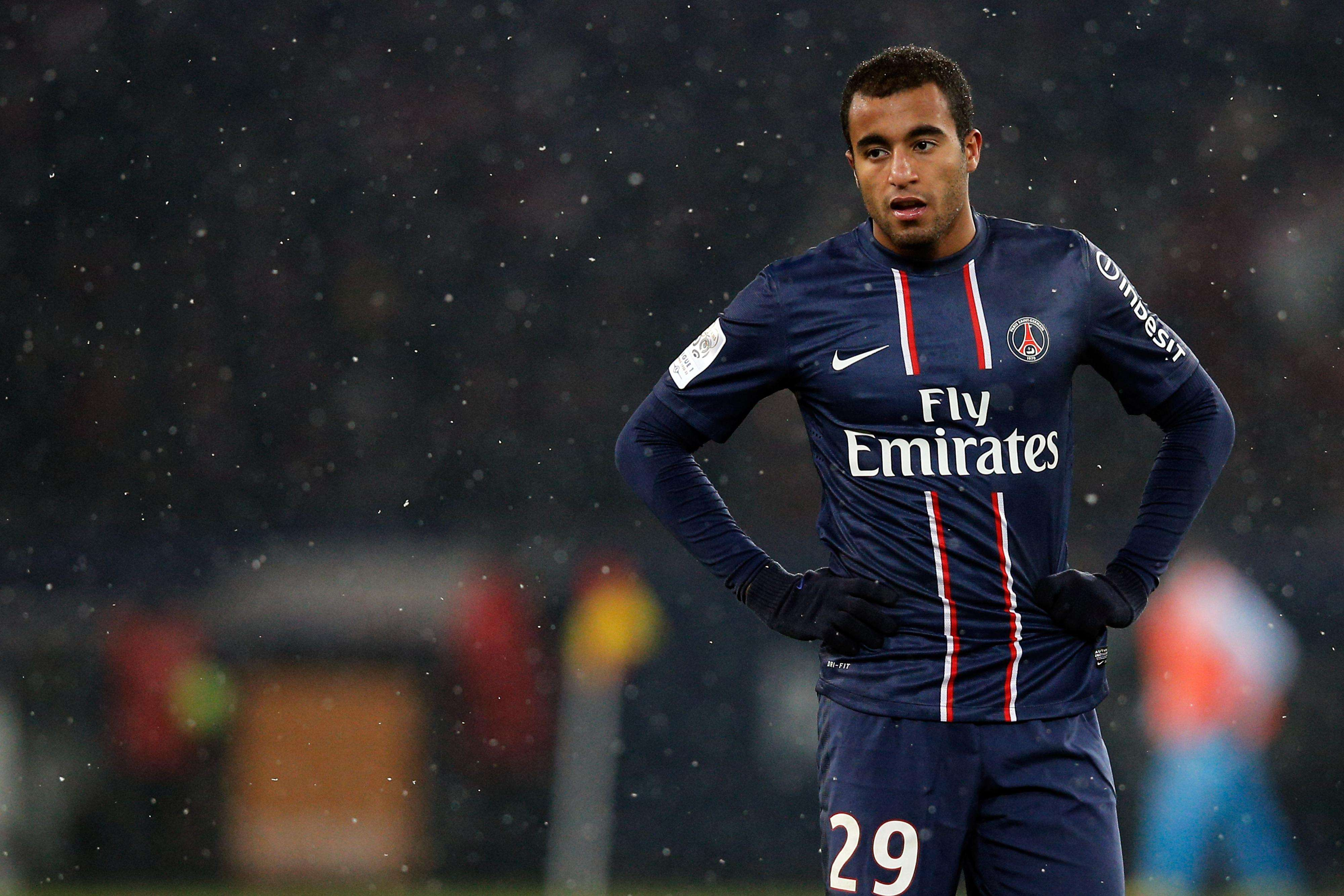 Lucas Moura, PSG Foto: Dean Mouhtaropoulos/Getty Images
