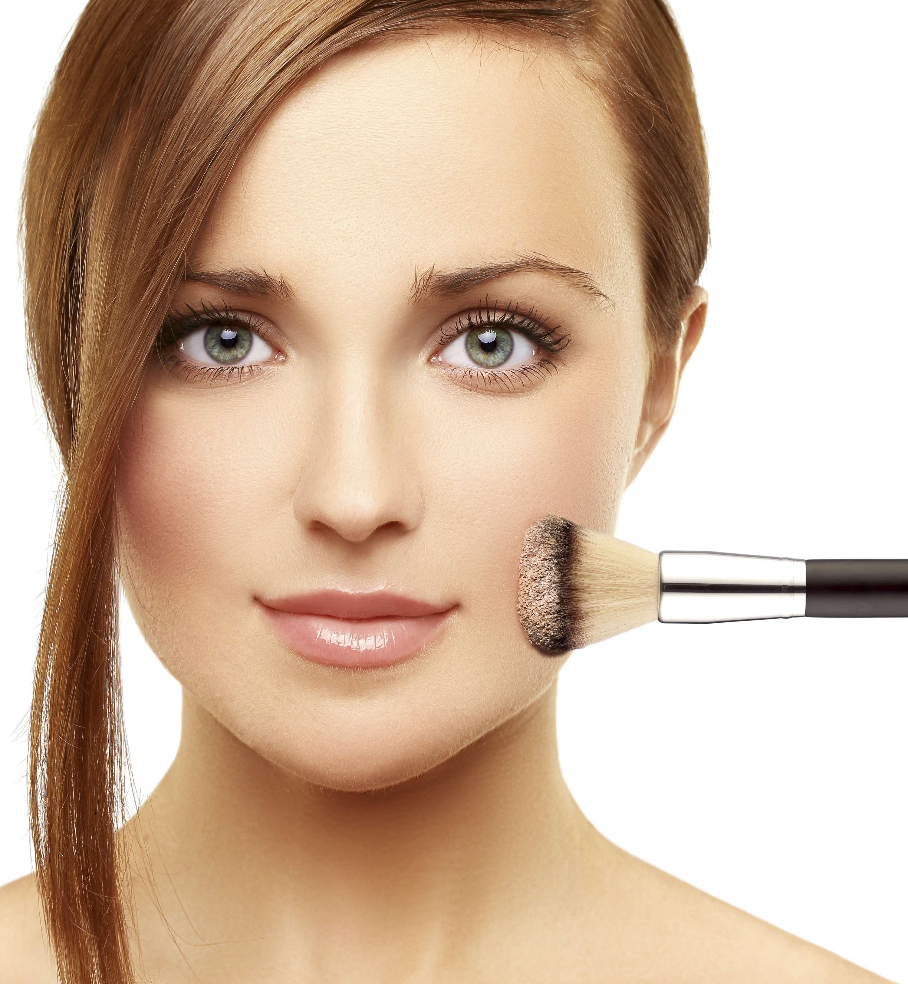 Maquillaje más popular. Foto: Thinkstock
