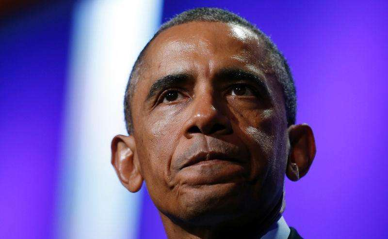 Obama fala durante Iniciativa Global Clinton em Nova York. Foto: Kevin Lamarque/Reuters
