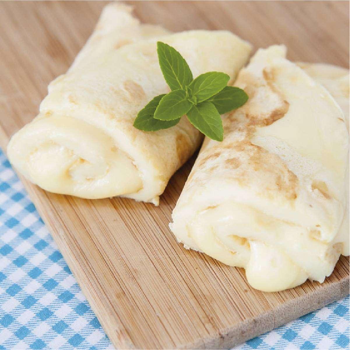 Pão de queijo de frigideira é light e liberado na dieta. Foto: Reprodução