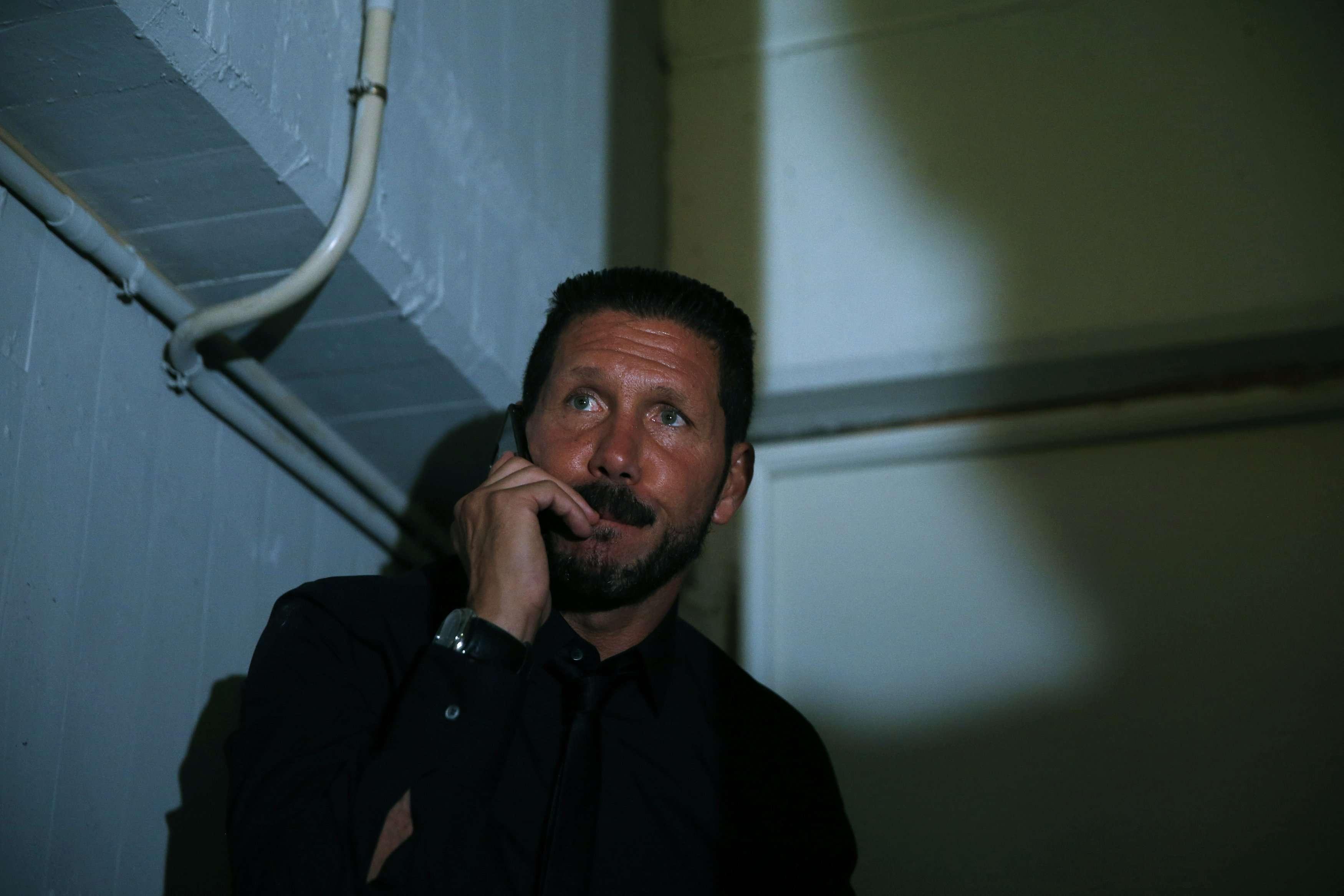 Simeone. Foto: Reuters en español