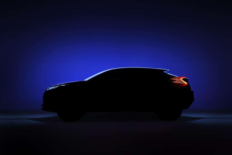 Toyota C-HR Concept Foto: Toyota